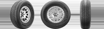 Grabber Arctic Tires