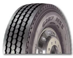 G287 HSS Tires